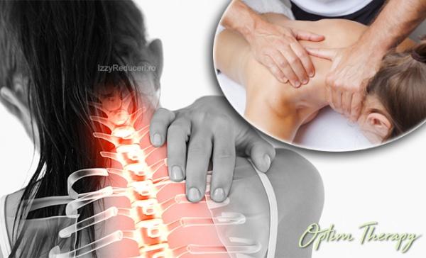 masaj și dureri articulare)
