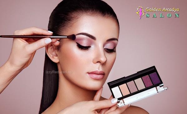 Oferta Make Up Profesional De Zi Seara Mireasa Produse De Top